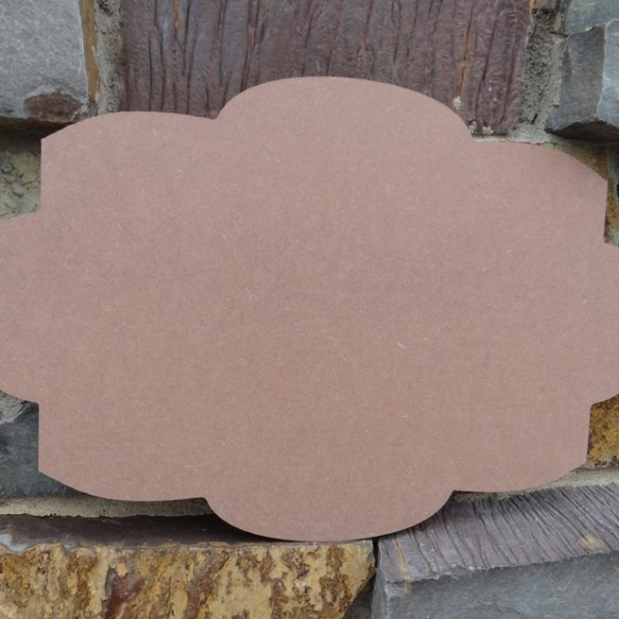 Bulk Wooden Plaques - Cathy